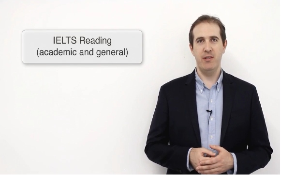 IELTS Simon - Reading