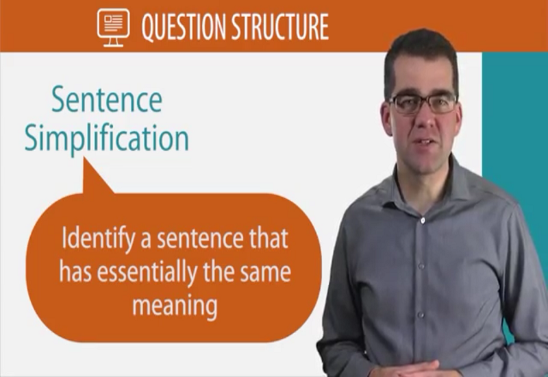 Sentence Simplification