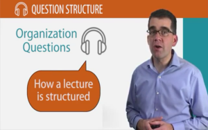 Organization Questions