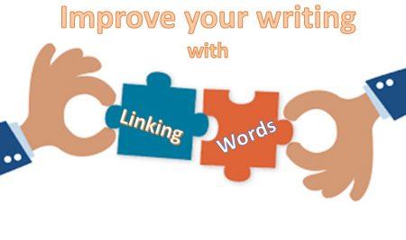 استفاده از کلمات ربطی (Linking words) برای انسجام رایتینگ