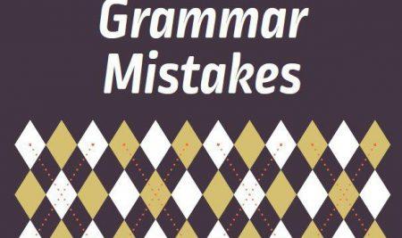 دانلود کتاب اشتباهات رایج گرامری در زبان انگلیسی