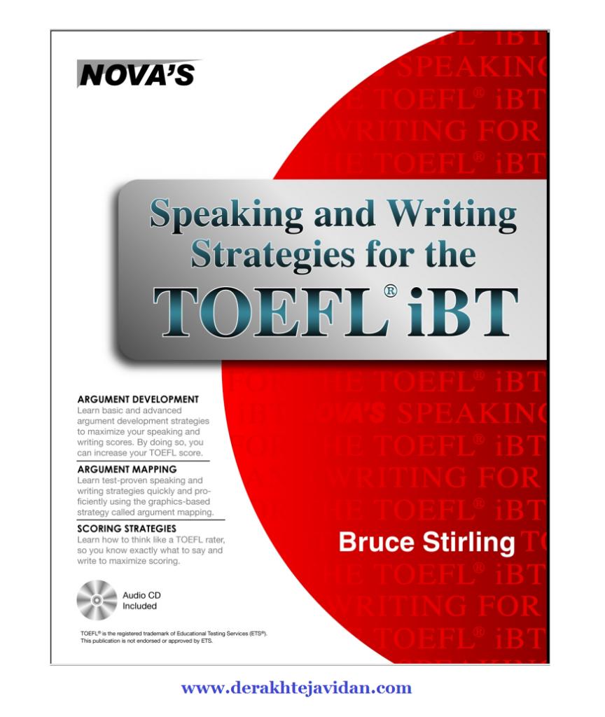 کتاب Speaking and Writing Strategies for the TOEFL iBT