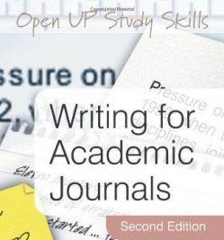 دانلود کتاب Writing For academic journals