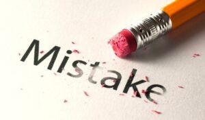 شتباه رایج در آزمون آیلتس