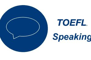 Speaking TOEFL