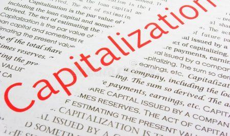 کاربرد حروف بزرگ در زبان انگلیسی (Capitalization)