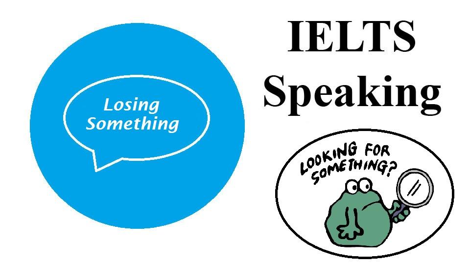 Losing Something