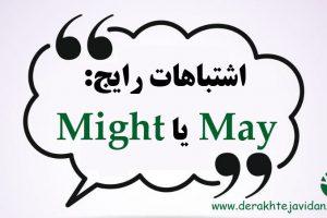 تفاوت بین May و Might
