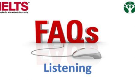 ۱۰ سؤال رایج در مورد بخش لیسنینگ آیلتس