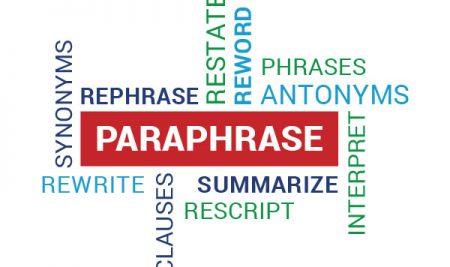 چند تکنیک مهم برای paraphrase کردن در مقالات و آزمونهای زبان