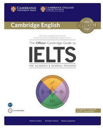 دانلود رایگان کتاب The Official Cambridge Guide to IELTS