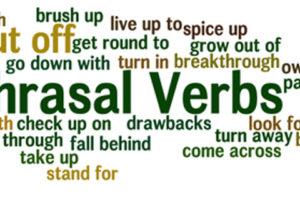 یادگیری phrasal verbs در زبان انگلیسی