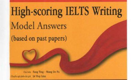 دانلود رایگان کتاب High-Scoring IELTS Writing Model Answers