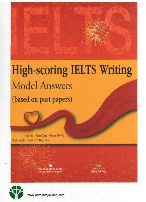 دانلود رایگان کتاب High-Scoring IELTS Writing Model Answers