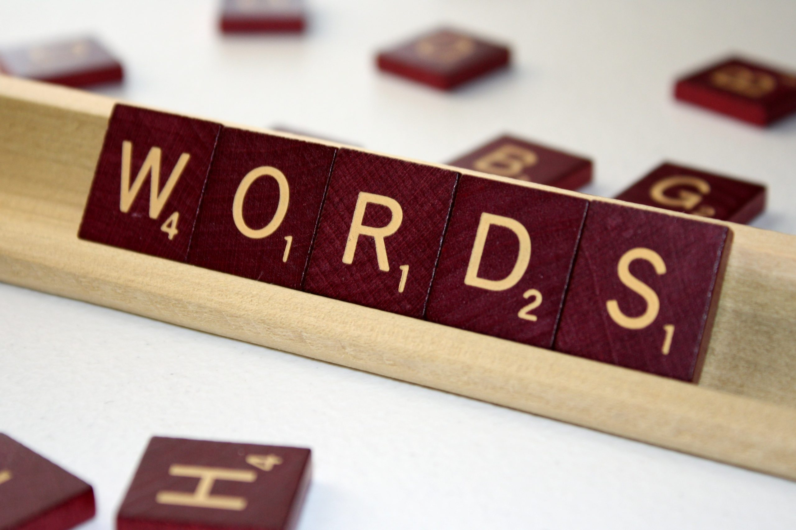 words in ielts and toefl