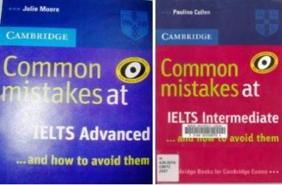 دانلود کتاب های Common Mistakes at IELTS