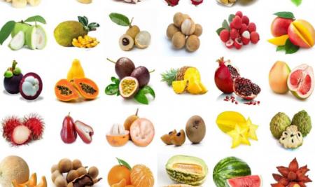 10 اصطلاح میوه ای که باید بدانید!