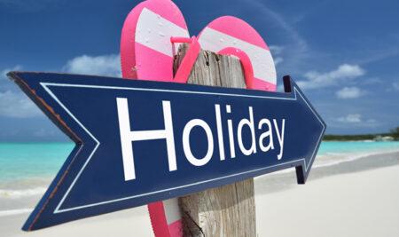 واژگان کاربردی: Topic: Holiday