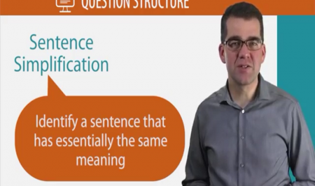 ویدیو آموزشی: مهارت های خواندن تافل – قسمت پنجم Sentence Simplification