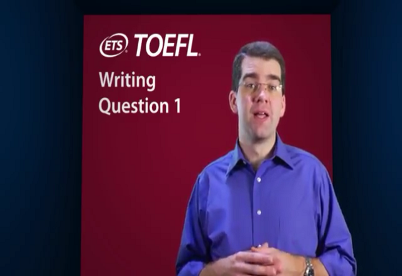 Writing Question 1