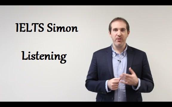 IELTS Simon - Listening