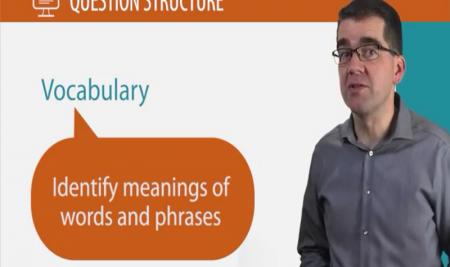 ویدیو آموزشی: مهارت های خواندن تافل – قسمت ششم Vocabulary