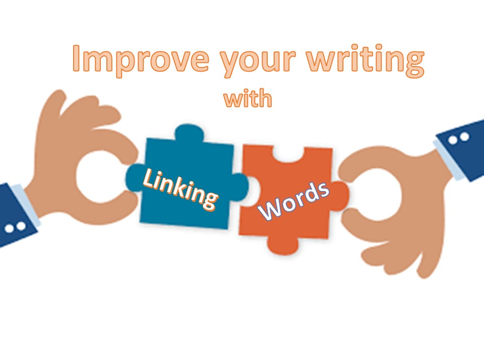 کاربرد کلمات ربطی/linking words در نوشتار
