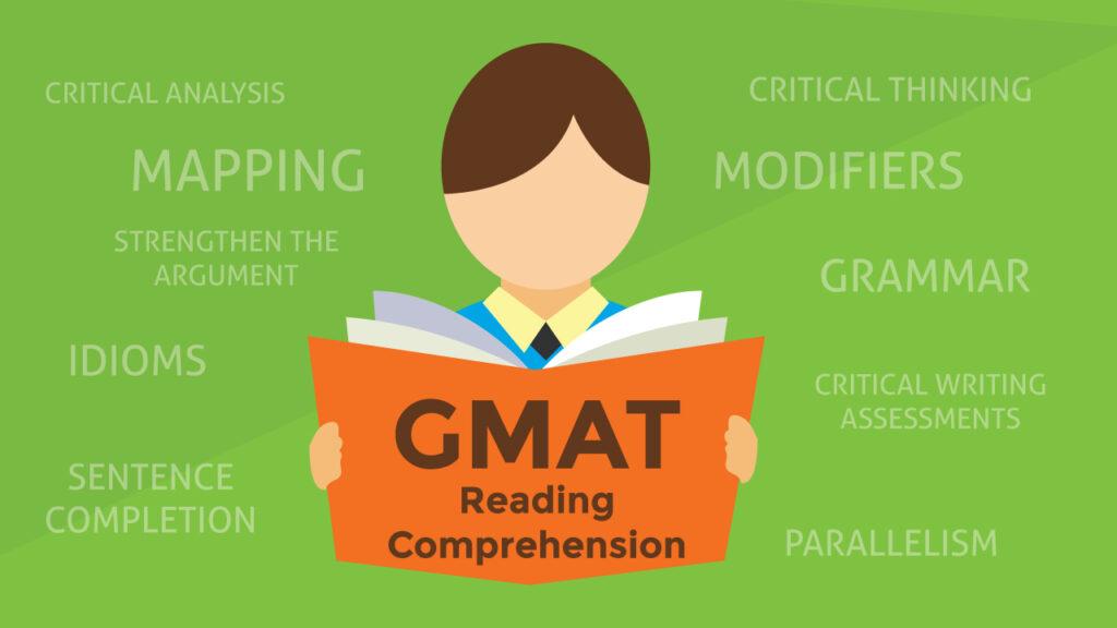 GMAT Reading ریدینگ GMAT