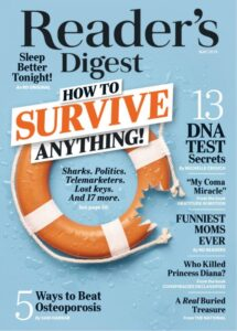 Reader's Digest May 2019