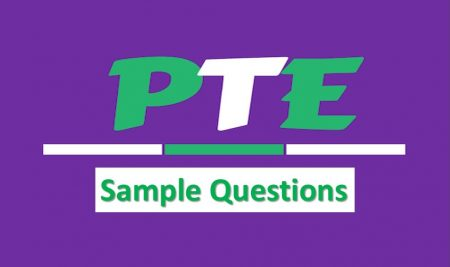نمونه سوالات اسپیکینگ PTE : سوالات کوتاه پاسخ