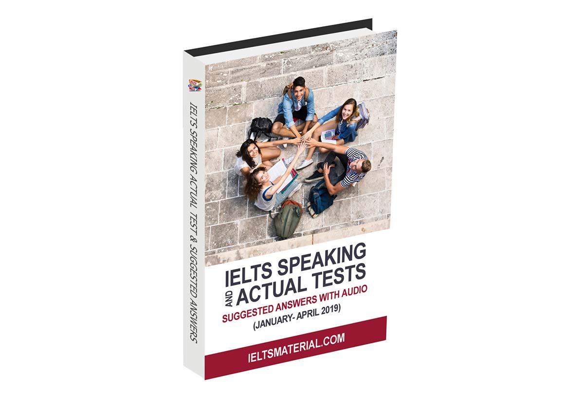 دانلود رایگان آخرین نسخه کتاب IELTS Speaking and Actual Tests