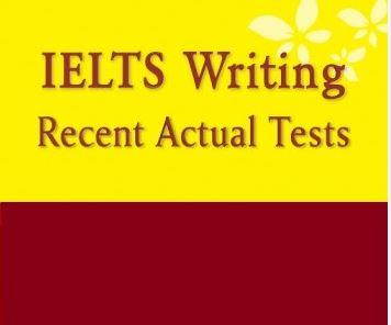 دانلود رایگان کتاب IELTS Writing Actual Tests