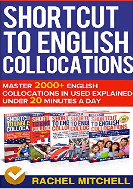 دانلود رایگان کتاب Shortcut To English Collocations