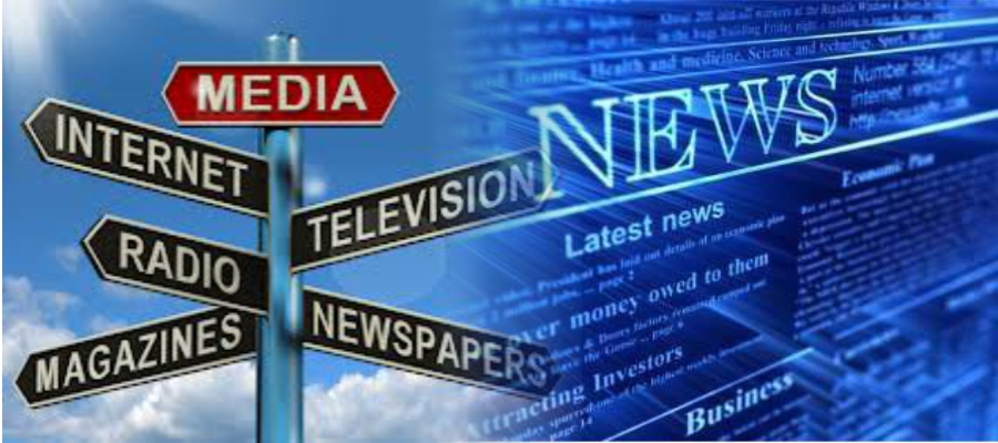 رایج ترین عبارات انگلیسی برای آیلتس: موضوع: The News Media